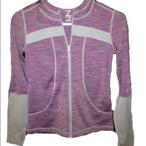 Zella Girl Lightweight Hooded Sweatshirt. Lg 10/12